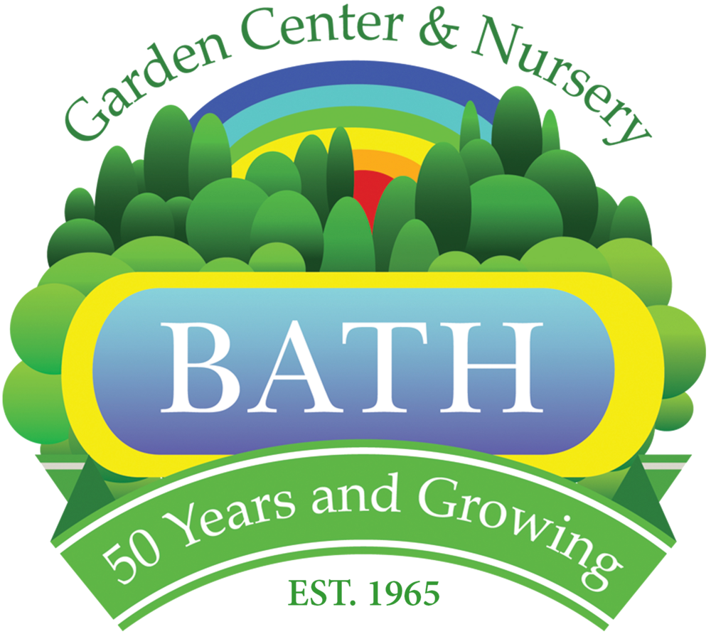 Bath Garden & Nursery Center logo
