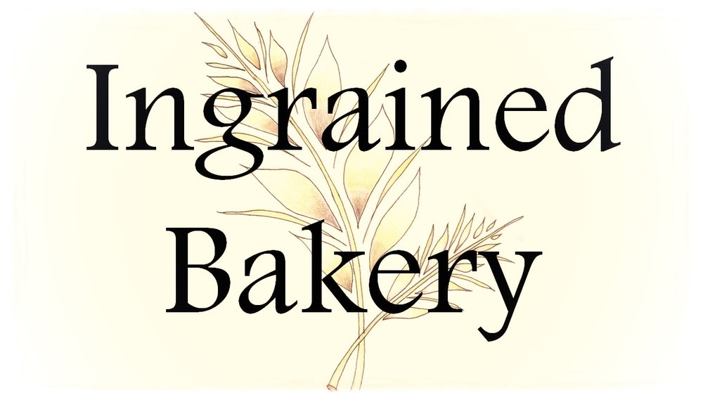 Ingrained Bakery logo