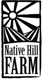 Native Hill Farm logo
