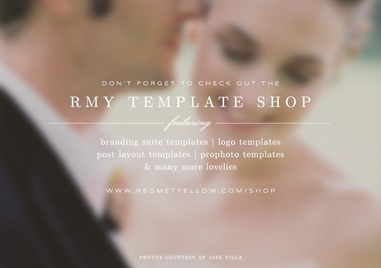 RMY Template Shop — Lacey Lynn Seymour Photography