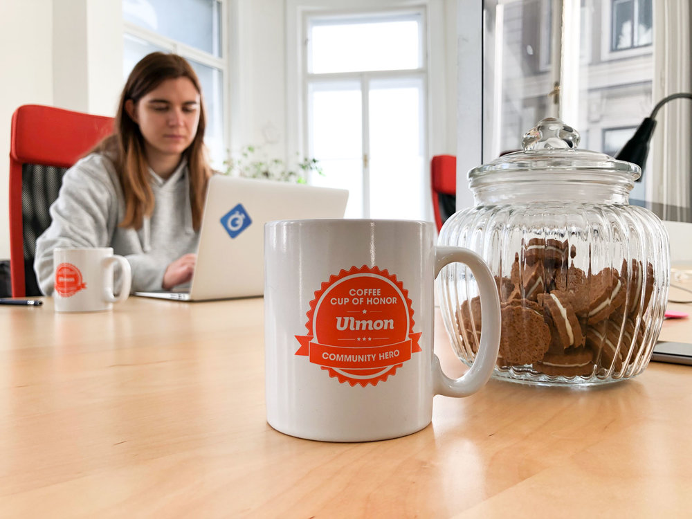 Cup Of Honor Ulmon Office