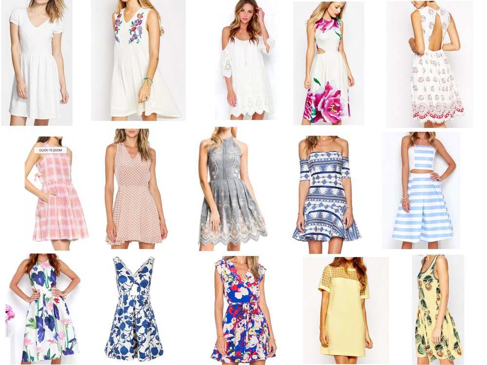 f5229fc94c6 Pretty Summer Dress Guide — Denver Darling
