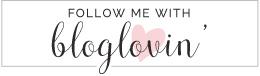 Denver Darling | Lifestyle + Leisure + Love | Blog in Denver, Colorado Bloglovin' Button