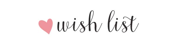 Denver Darling | Wish List