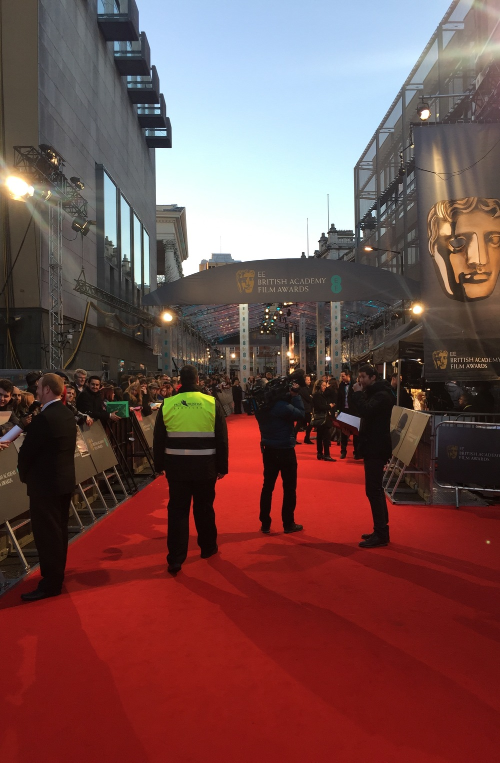 BAFTA Film Awards 2015