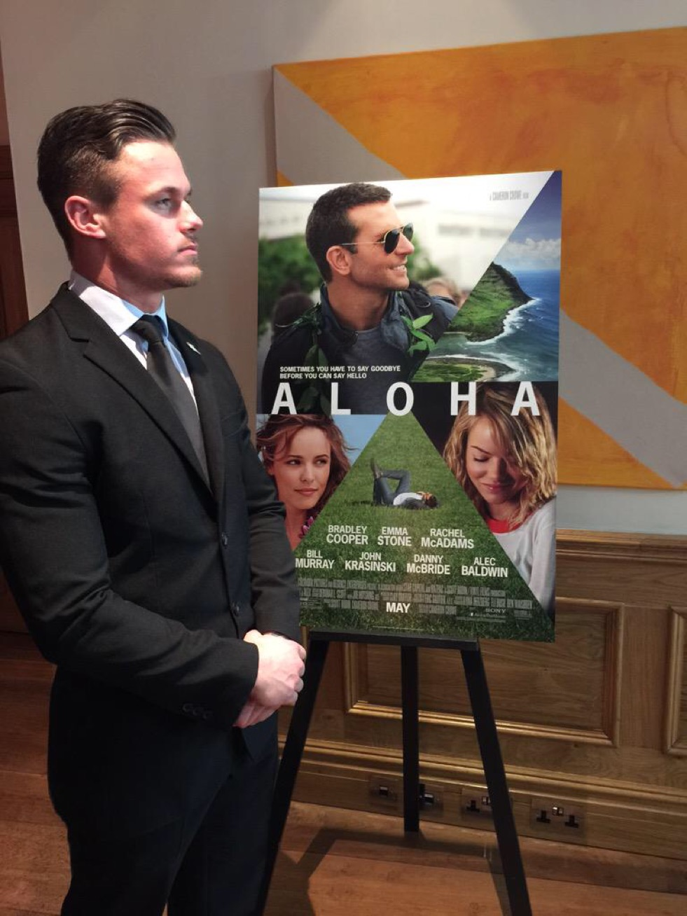 Aloha Screening Soho Hotel May 2015
