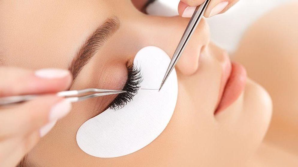 Eyelash Treatments The Spa Society