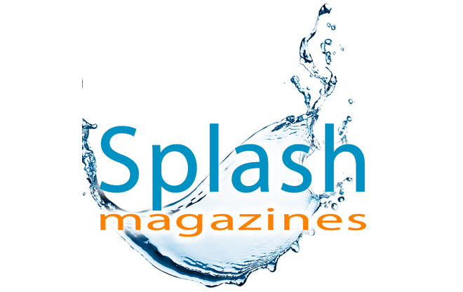 Image result for Splash magazine logo
