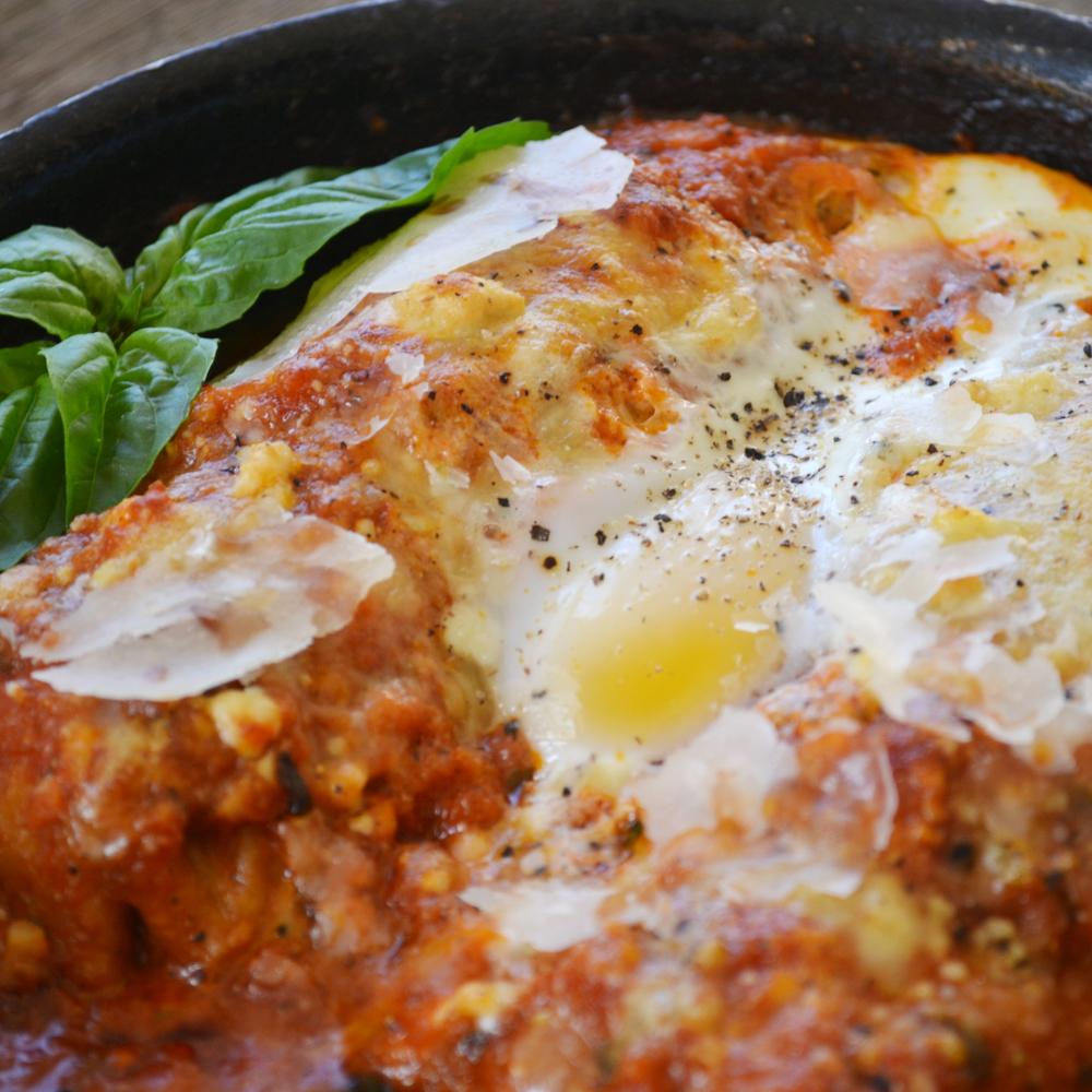 Eggplant Cannelloni