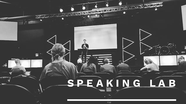 CPSL is all about growing and learning more and more every day in ministry. Our speaking lab is one way we execute that! Interns are able to step out and lead and teach other interns!