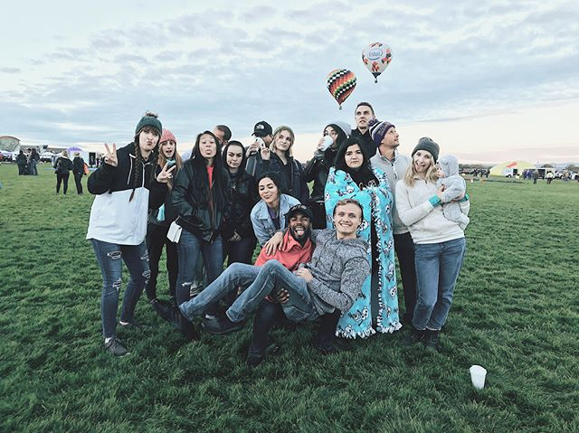We had such a great time this morning at the #BalloonFiesta! Mini Donuts, burritos, coffee, and the CPSL Fam. What more could you ask for?
