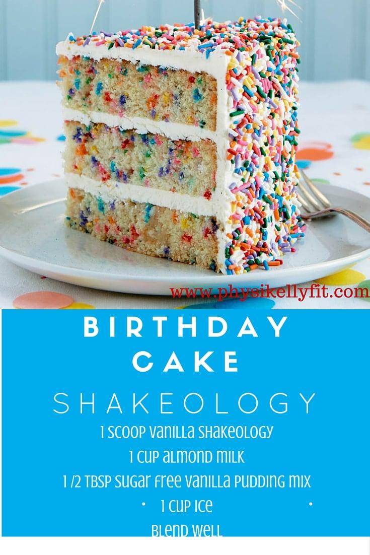Shakeology Bday Cake 1
