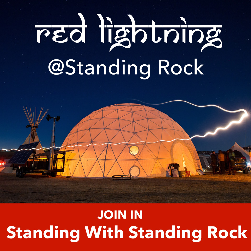 Red Lightning @ Standing Rock
