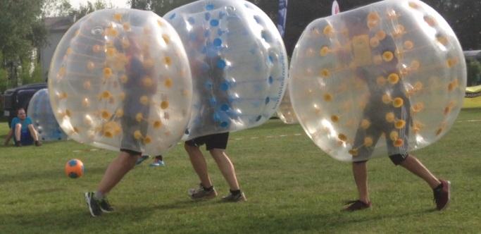 Bubble Zusammenstoß