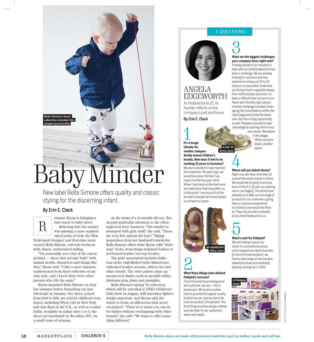 Bella Simone in Footwear News.jpg