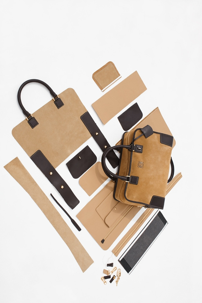 Anatomy of a Bag - Loewe - CR Fashion Book