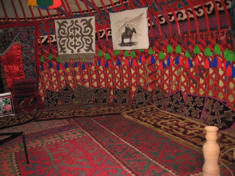 Kyrghyz Felt