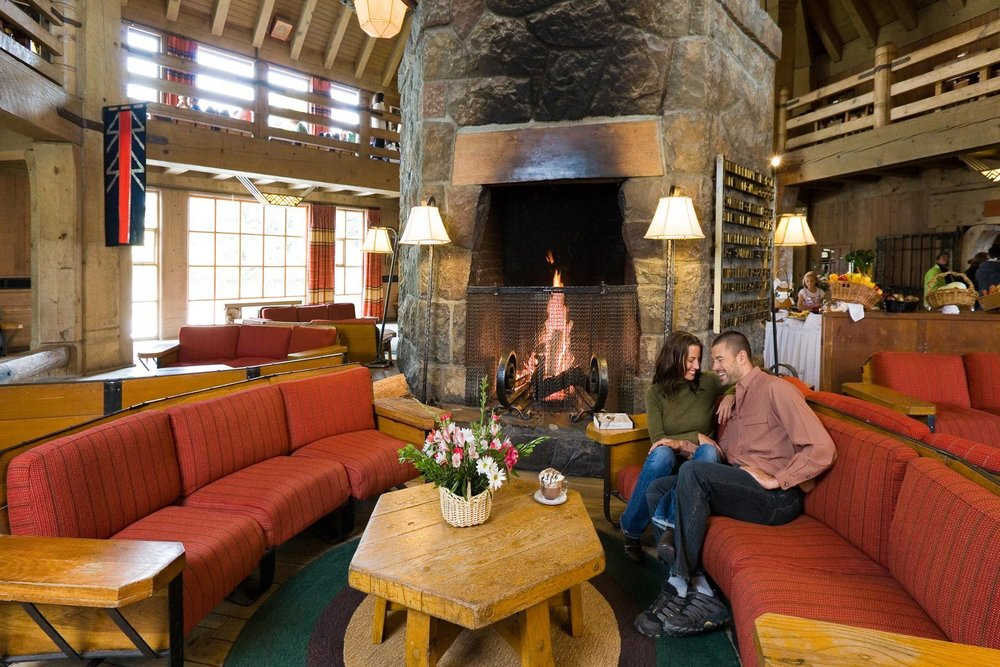 Timberline Lodge Upholstery