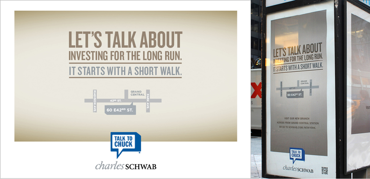 charles schwab talk to chuck Charles schwab press releases, newsroom and other resources to help media professionals cover the markets, industry and schwab news.