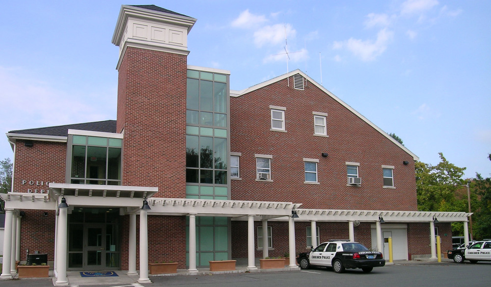 Concord Police Headquarters
