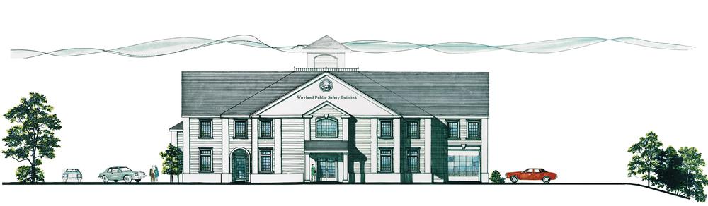 Wayland Public Safety Building