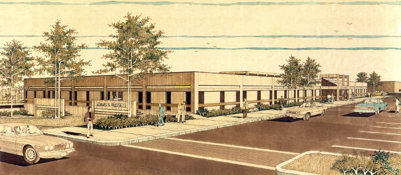 Adams & Russell Building