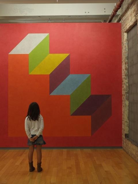 inspiration at mass moca & artist sol lewitt — Shannon Tate Interiors