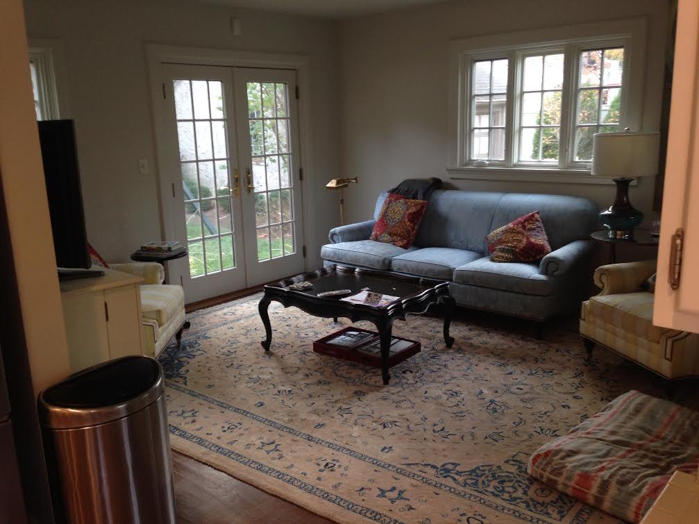 Ingrid Family Room- Before