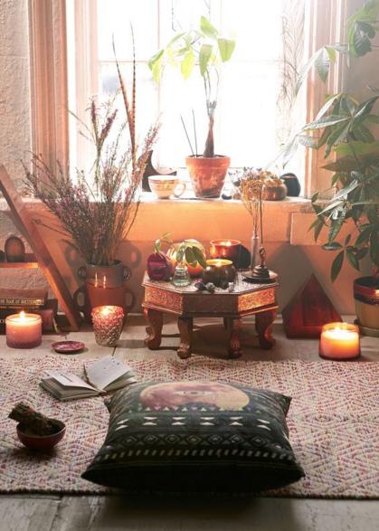 Design Love Meditation Altars Shannon Tate Interiors