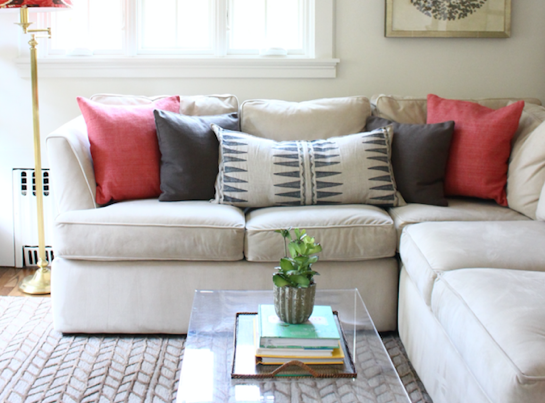 New Jersey Living Room Makeover