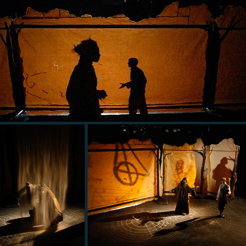 Peter's Shadow : CalArts Ensemble Theatre II Scenic & Video Design