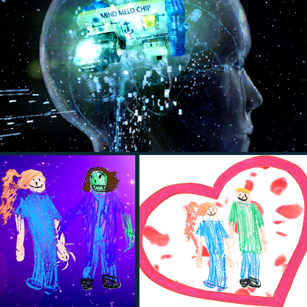 The Mad Scientist's Guide to Romance, Robots & Soul-Crushing Loneliness : NYCFringe Video Design by : Lianne Arnold
