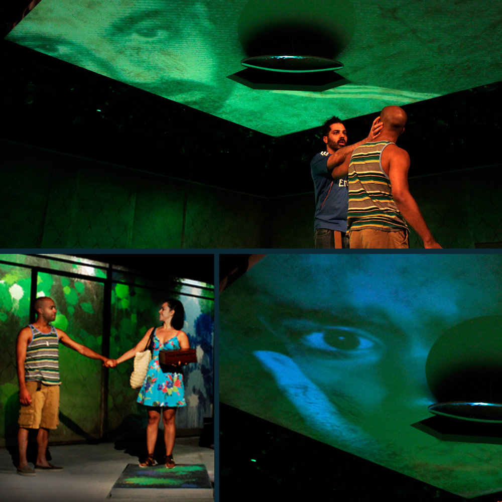 Water by the Spoonful : Premiere Stages, NJ Scenic & Video Design