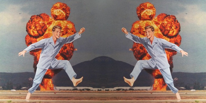 Art: Joe Webb , Repurposed by Tawkify