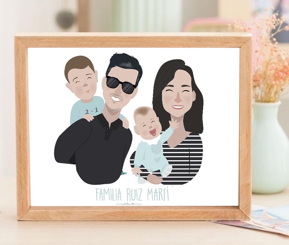 ilustracion-personalizada-mdebenito-familia-pareja-niños-regalo-original-mdebenito.jpg