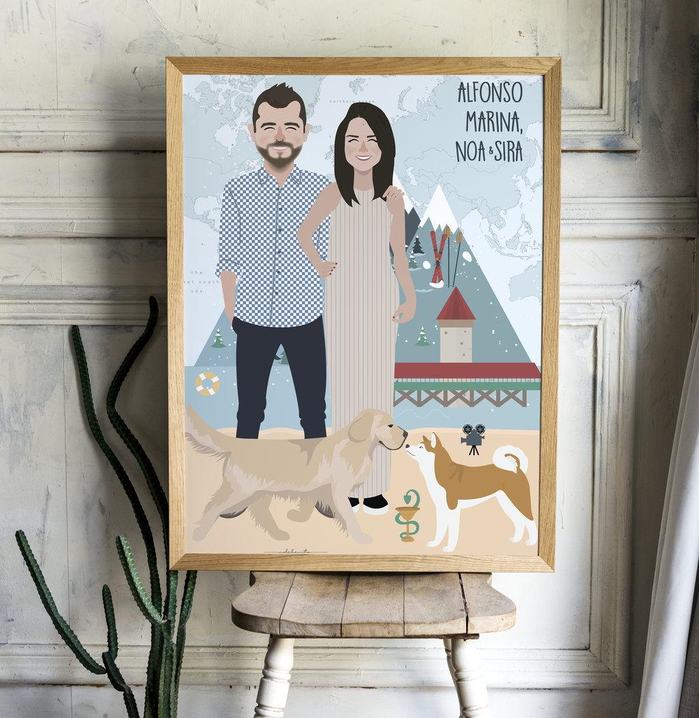 ilustracion-pareja-personalizada-regalo-asturias-mdebenito.jpg