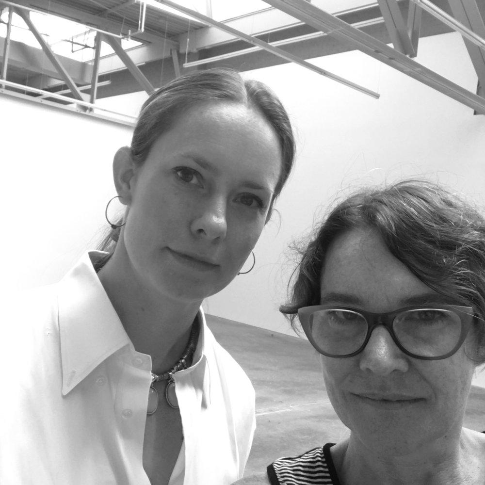 Veronica Kessenich & Vivian Liddell