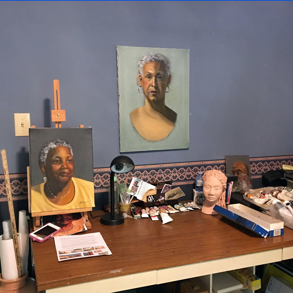 Yvonne Studevan's Studio