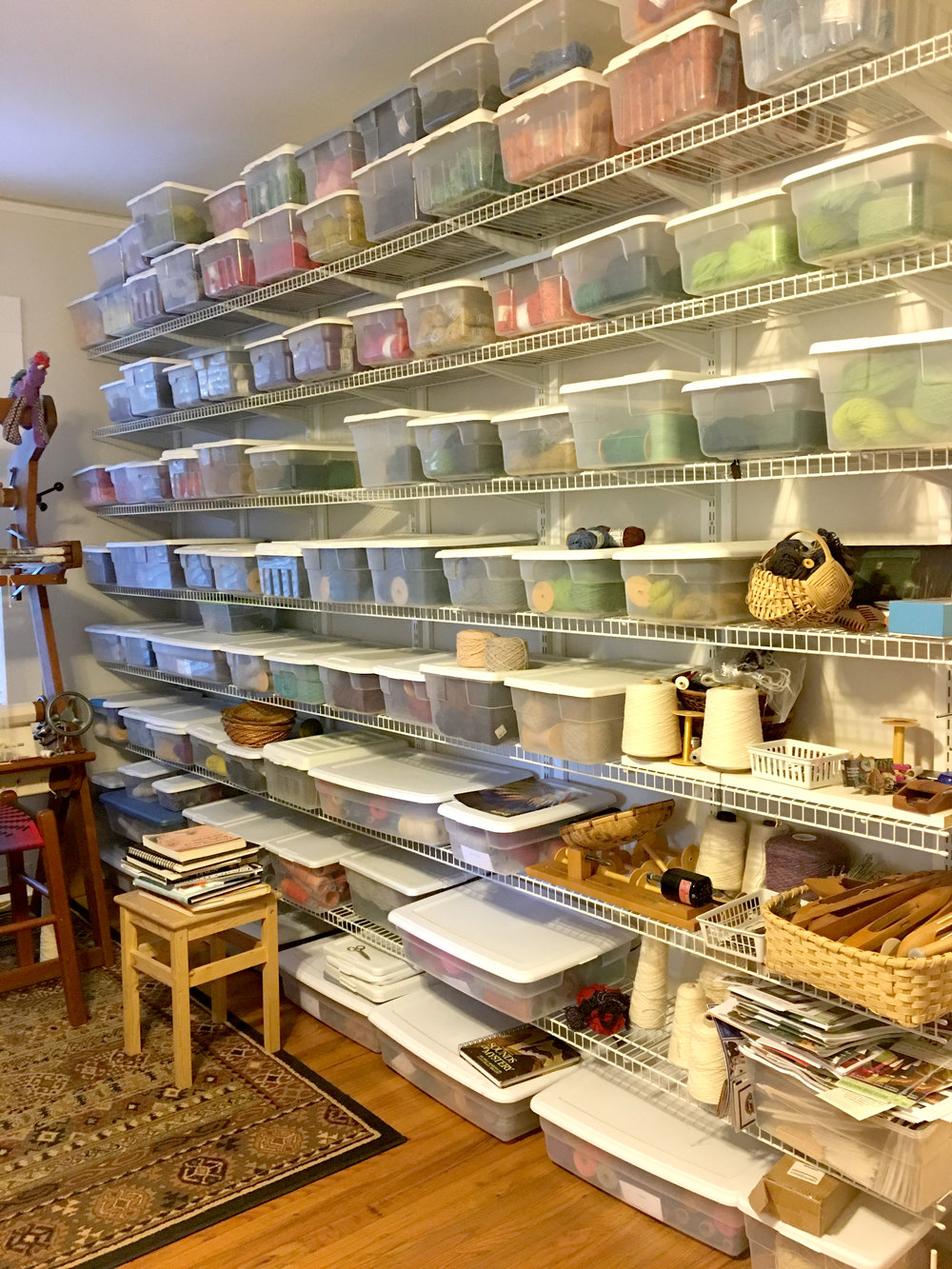 Organizational goals: Tommye Scanlin's Studio
