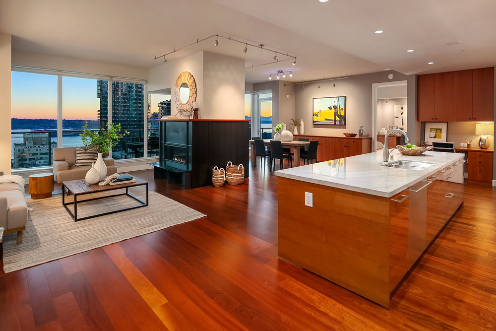 FOR SALE |  ESCALA  1920 4th Ave | Offered at $2,385,000