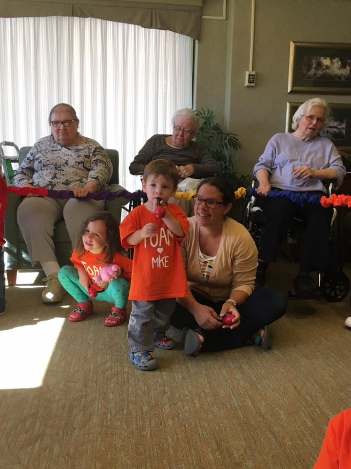 St. John's Inter-generational Play Group