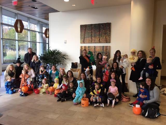 Trick or Treat at St John's on the Lake