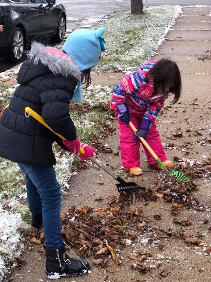 Make A Difference Day – Fall Clean Up