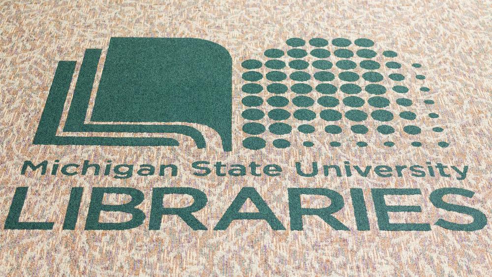 Michigan Sate University Library Logo