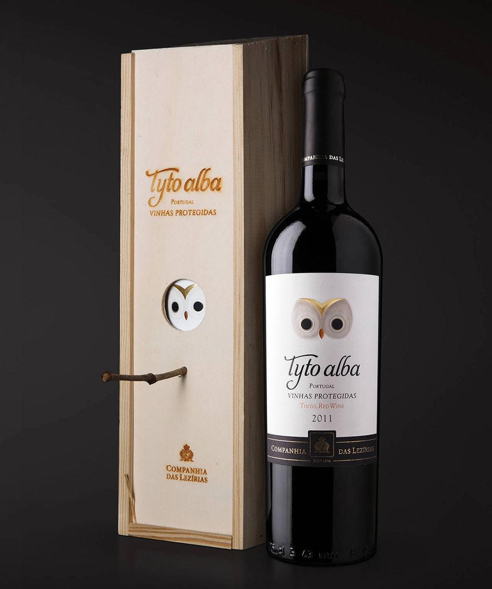 """Wines that invoke their loyal guardian to embody Companhia das Lezirias' commitment to preserve nature."""