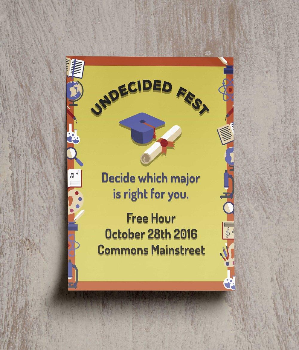 Undecided Fest UMBC