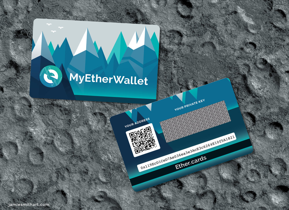 2017 MyEtherWallet Design Submission