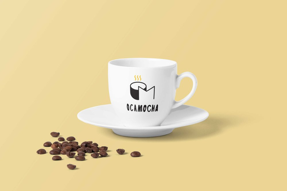 OCAMocha Branded Coffee Mug