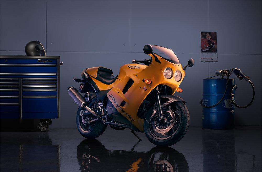 Triumph Daytona Super III