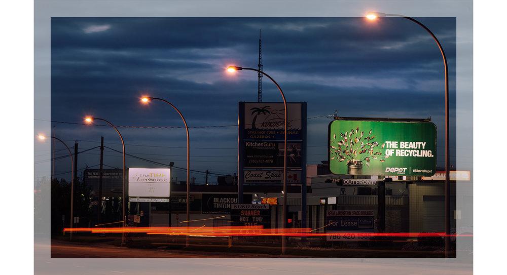 Alberta Depot